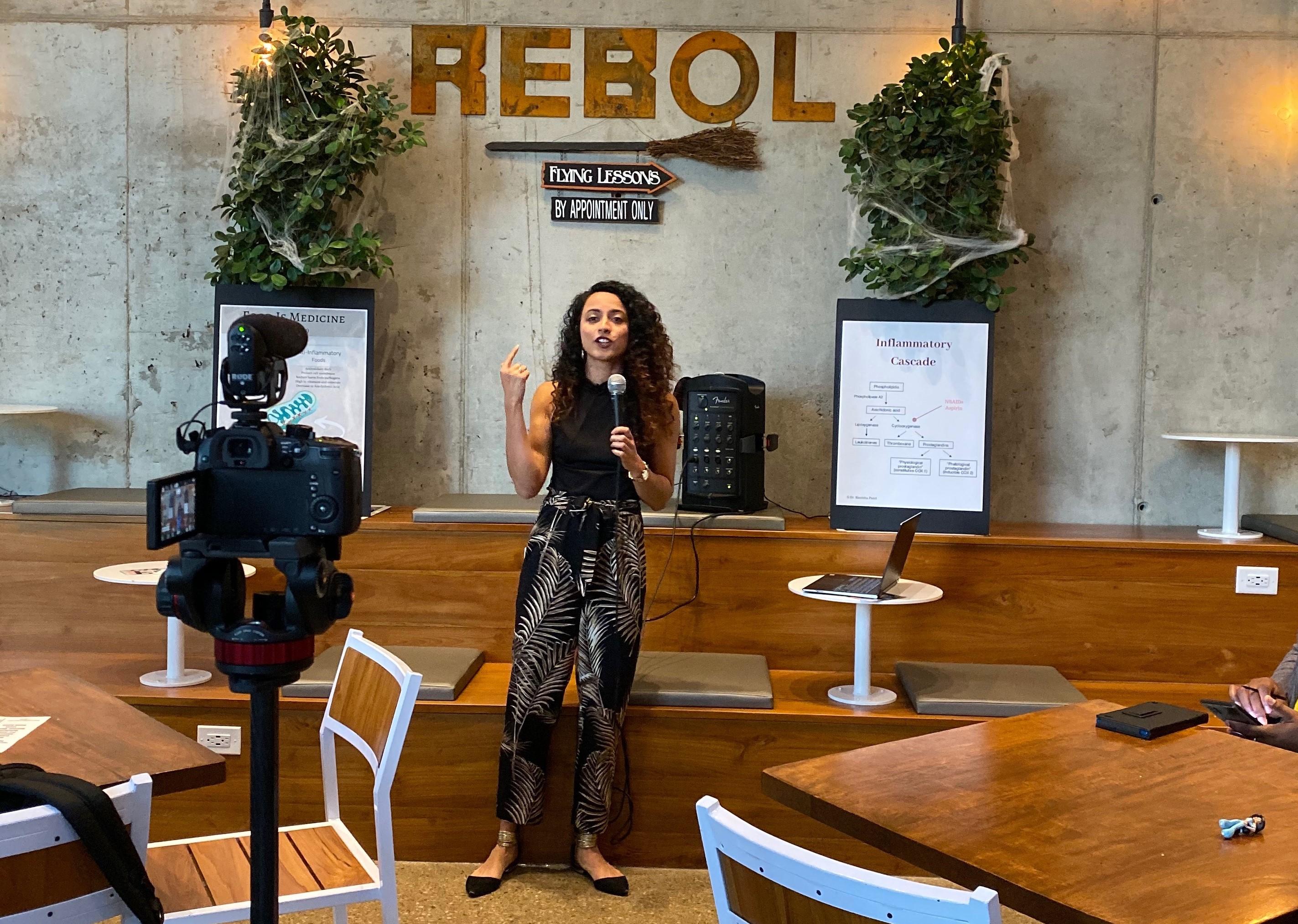 Rebol talk